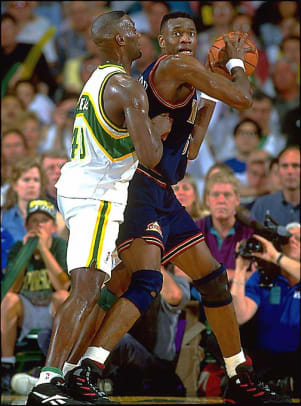 Greatest NBA Playoff Upsets - 2 - Nuggets defeat Seattle