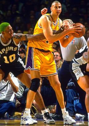 NBA Draft Busts - 1 - Sam Bowie, Portland Trail Blazers