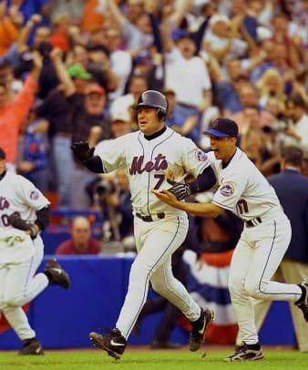 Memorable NLDS Moments - 2 - Mets-Diamondbacks, Game 4