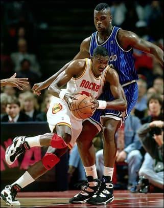 Greatest NBA Playoff Upsets - 15 - Rockets defeat Magic