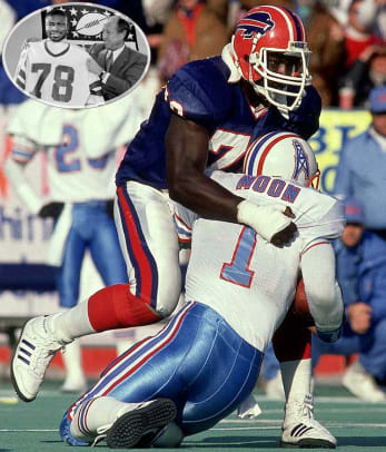 No. 1 NFL Draft Picks of the Past 25 Years - 25 - 1985 - Bruce Smith