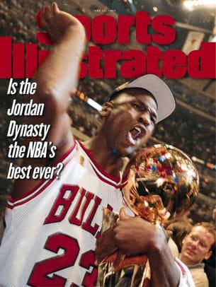 Legends Of the NBA Finals - 1 - Michael Jordan