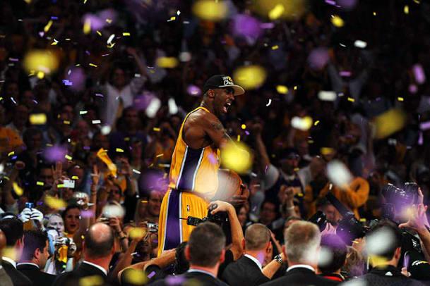 Legends Of the NBA Finals - 14 - Kobe Bryant