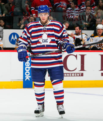 The Ugly (Jersey) Truth - 2 - Serious Stripes