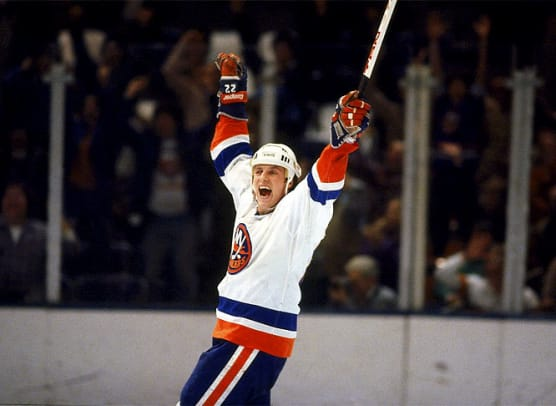 Back in Time: April 1 - 1 - Mike Bossy