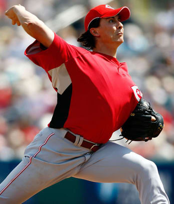 Get To Know: Homer Bailey - 2