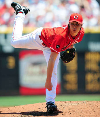 Get To Know: Homer Bailey - 6