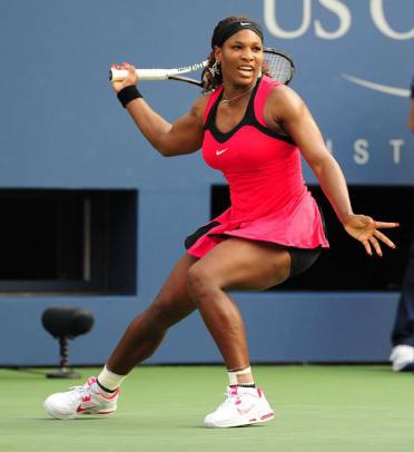 U.S. Open Fashion Through the Years - 32 - Serena Williams