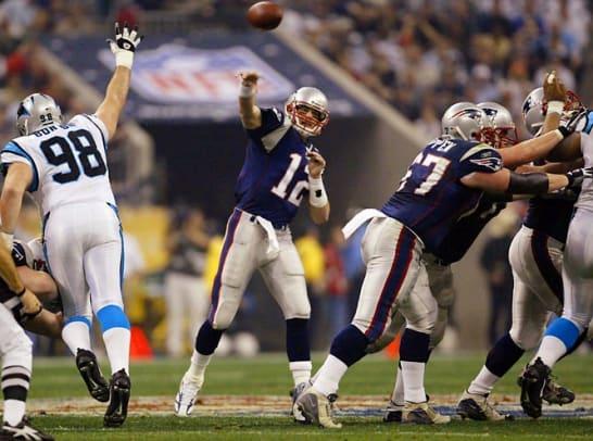 Best Offensive Super Bowl Performers - 2 - QB Tom Brady, New England Patriots