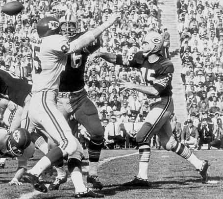 Best Offensive Super Bowl Performers - 13 - QB Bart Starr, Green Bay Packers