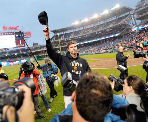 Baseball's 300-game winners - 1 - Randy Johnson   No. 300: June 4, 2009   Career: 300-164