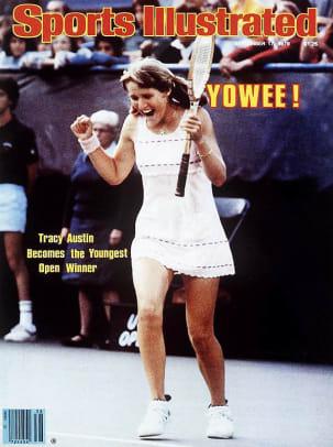 Teen Breakthroughs at the U.S. Open - 2 - 1981