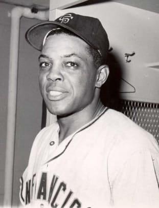 Back in Time: May 28 - 1 - Willie Mays