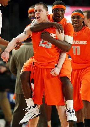 2000s: Top 10 College Hoops Games - 10 - Syracuse 127, UConn 117 (6 OT) | 2009 Big East tournament