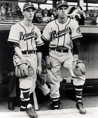 Past Dominant Pitching Tandems - 2 - Warren Spahn and Johnny Sain