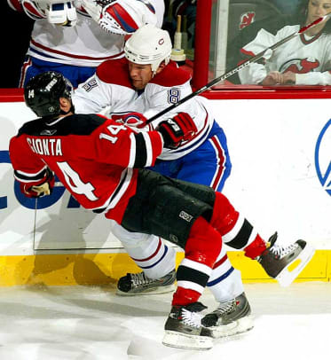 The NHL's Most Rugged Players - 12 - Mike Komisarek