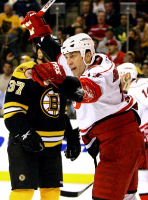 The NHL's Most Rugged Players - 1 - Rod Brind'Amour
