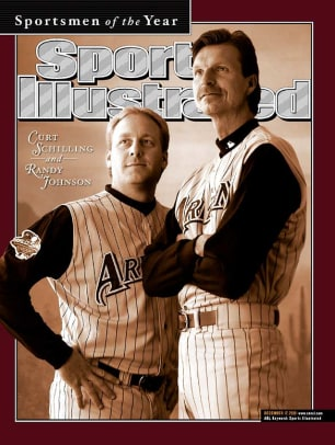 Past Dominant Pitching Tandems - 10 - Curt Schilling and Randy Johnson