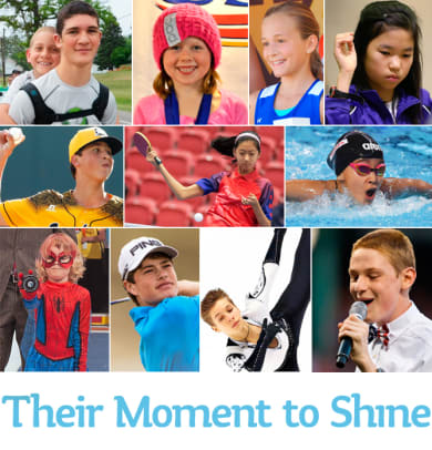 Their Moment to Shine - 1 - Slide Title