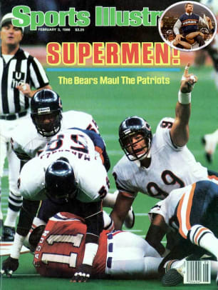 Top 10 NFL Teams of All Time - 1 - 1985 Bears