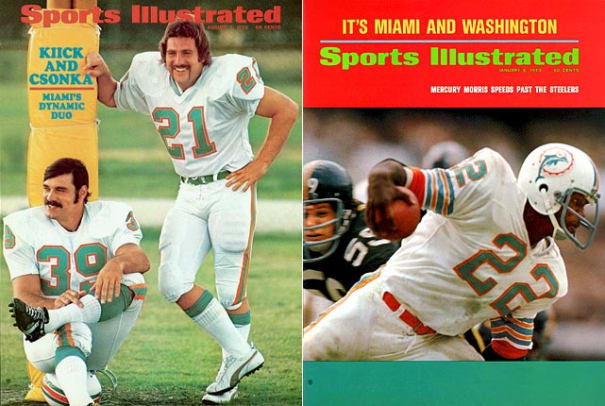 Top 10 NFL Teams of All Time - 2 - 1972 Dolphins