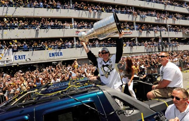 The Stanley Cup on Tour - 1 - Pittsburgh