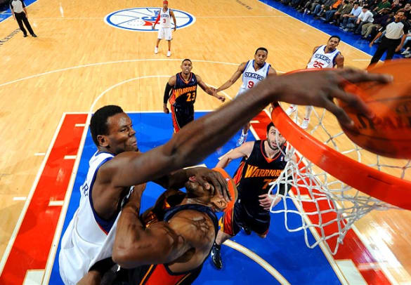 Prominent Haitian-Americans in Sports - 2 - Samuel Dalembert