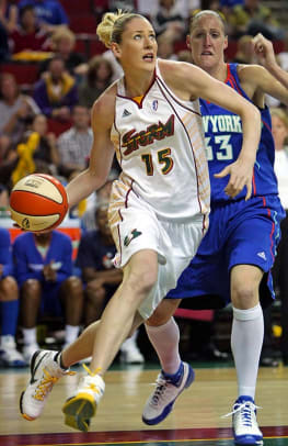 Athletes' Favorite Gifts to Mothers - 2 - Lauren Jackson