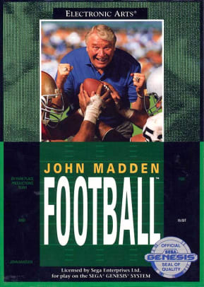 22 Years of Madden - 2 - 1991