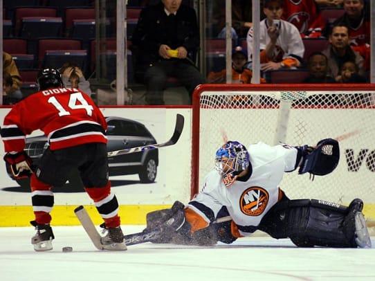 2000s: Top 10 NHL Games - 1 - Islanders 3, Devils 2 (SO)