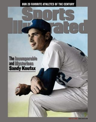 Back in Time: October 6 - 1 - Sandy Koufax