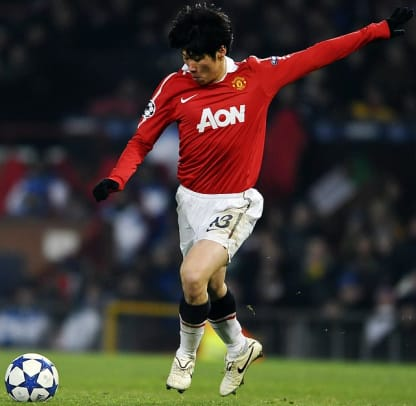 Athletes Aiding Japanese Relief Efforts - 20 - Park Ji-Sung