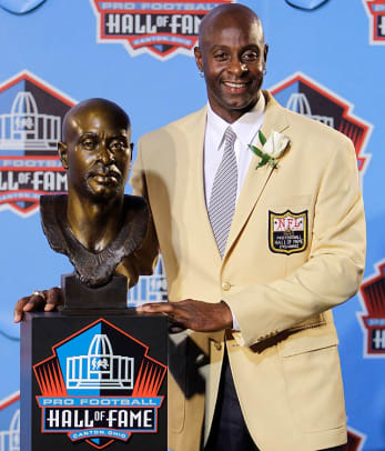 2010 NFL Hall of Fame Class - 1 - WR Jerry Rice