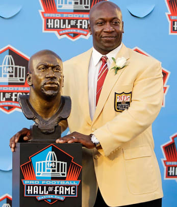 2010 NFL Hall of Fame Class - 9 - DT John Randle