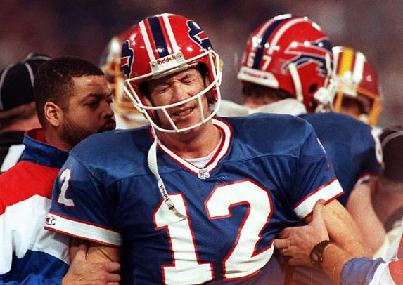 Worst QB Performances in a Super Bowl - 1 - Jim Kelly (XXVI)
