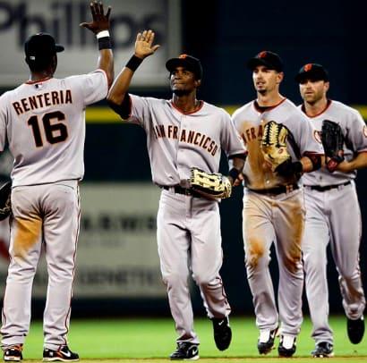 MLB's Misspelled Uniforms - 1 - SAN FRANCICSO