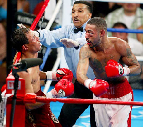 Top 10 Greatest Fights of All Time - 1 - Diego Corrales vs. Jose Luis Castillo