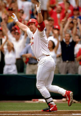 Back in Time: September 7 - 2 - Mark McGwire