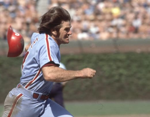 Back in Time: August 18 - 2 - Pete Rose