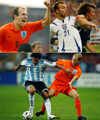 Groups of Death in World Cup History - 2 - 2006   Group C   Argentina/Netherlands/Ivory Coast/Serbia