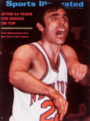 Back in Time: May 4 - 2 - Dave DeBusschere