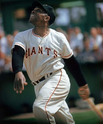 Back in Time: May 4 - 1 -  Willie Mays