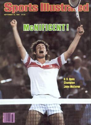 Back in Time: September 7 - 1 - John McEnroe