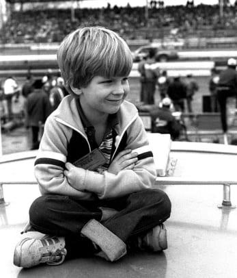 Rare Photos of Dale Earnhardt Jr. - 1 - Dale Earnhardt Jr.