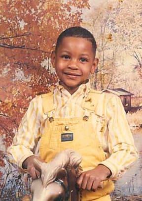 Rare photos of Carmelo Anthony - 1