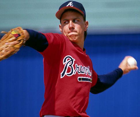 No. 1 Prospects by Baseball America (1990-2010) - 1 - Steve Avery