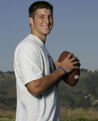 Classic Photos of Tim Tebow - 1 - Tim Tebow