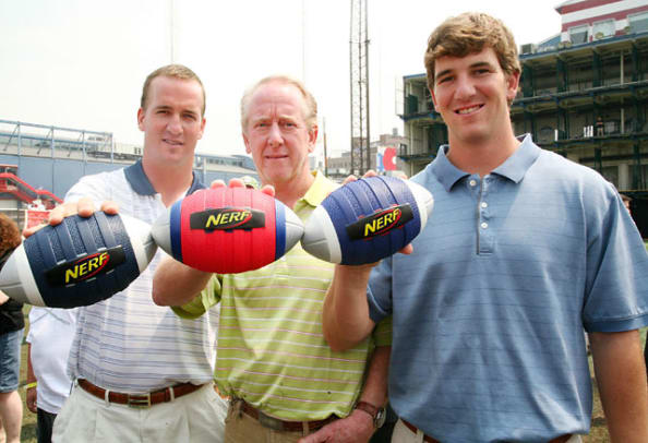 Rare Photos of the Mannings - 20 - 2008