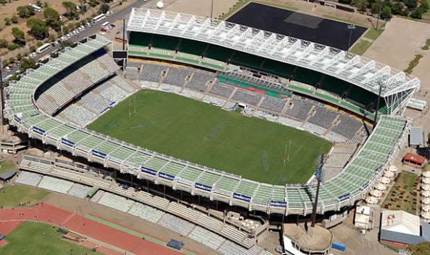 World Cup Venues - 2 - Free State Stadium, Mangaung/Bloemfontain