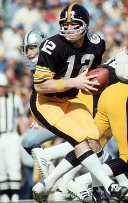 QBs Picked No. 1 Overall in NFL Draft - 18 - 1970